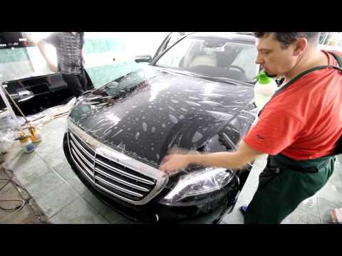Бронирование автомобиля своими руками