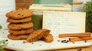 Banana Bread, Cookies & Peanut Butter Squares | Grandma's Recipes by The Domestic Geek