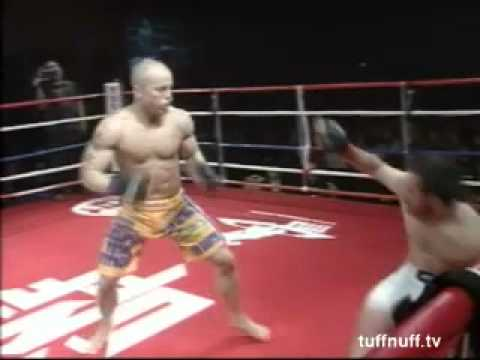 Jimmy Spicuzza vs Oron Kahlon at TuffNUff Future Stars of MMA March 26 2010