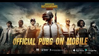 Video PUBG MOBILE - FIRST LOOK MP3, 3GP, MP4, WEBM, AVI, FLV Maret 2018