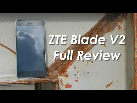 ZTE Blade V2 Full Review  (AU Edition)