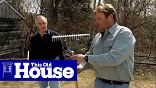 Video How to De-Thatch a Lawn - This Old House MP3, 3GP, MP4, WEBM, AVI, FLV Oktober 2018