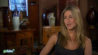 Jennifer Aniston Interview - The Bounty Hunter