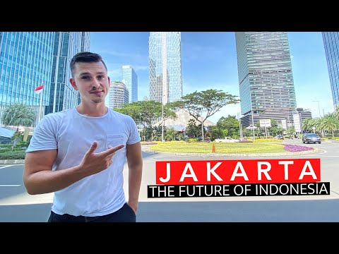 Is this Really Jakarta? Didn't expect this in Indonesia...(Best Area SCBD?)