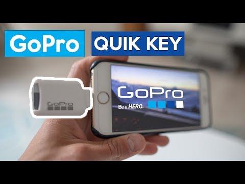 GoPro QUIK KEY | Micro SD Kartenleser für euer Smartphone