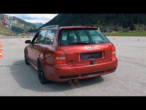 Audi RS4 Avant B5 TTE750