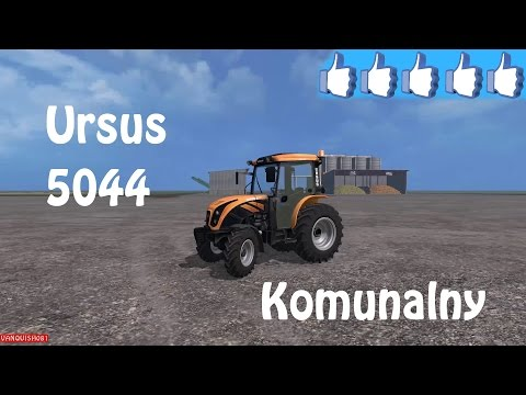 Ursus 5044 Regular / Municipal