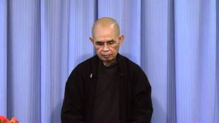Thich Nhat Hanh: March 18th 2012 Spring Retreat