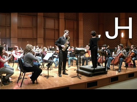 carlheanerd - Winner of the 2013 Susquehanna University Concerto Competition Composer: Claude Debussy Arranger: Eugene Rousseau (modified by Joshua Heaney) Performed by Jo...