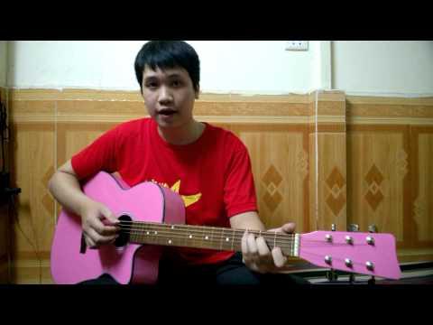 Hướng dẫn Guitar đệm hát - Bài 8: Kỹ thuật quạt chả. Quạt điệu slow rock -  Guitar Tiến Quyết