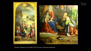 Lecture 3, Darkness To Light: Garofalo's The Conversion Of Saint Paul