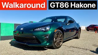 2020 Toyota GT86 Hakone Edition Walkaround + Sound (No Talking) by MilesPerHr