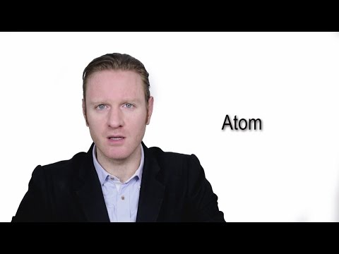 Atom - Meaning | Pronunciation || Word Wor(l)d - Audio Video Dictionary