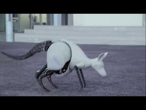 Kangaroo Robot By Festo