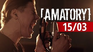 Download Lagu [AMATORY] — 15/03 (Studio Live, 2016) Mp3