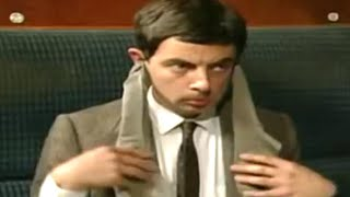 MrBean - Mr Bean - Annoying commuter