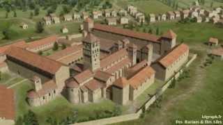 L'Abbaye de Cluny en 3D!