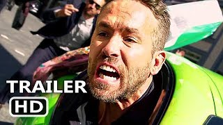 6 UNDERGROUND Trailer 2 (2019) Ryan Reynolds Movie by Inspiring Cinema