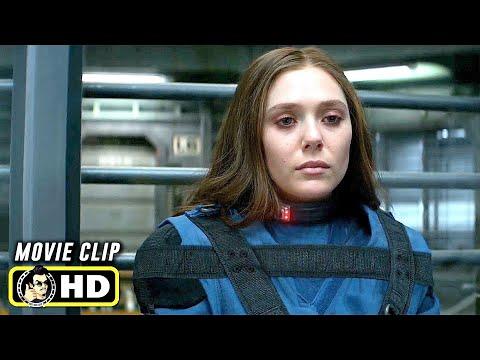 CAPTAIN AMERICA: CIVIL WAR (2016) Clip - Ending Scene [HD] Marvel
