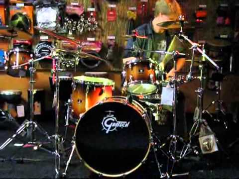 Tyler Pedersen Guitar Center Drum Off 2010