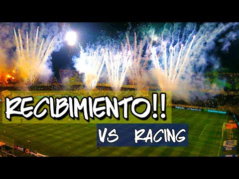 RECIBIMIENTO DE ROSARIO CENTRAL VS RACING 2017 FECHA 25 - Los Guerreros - Rosario Central