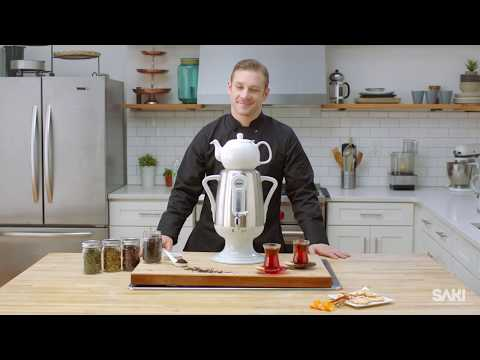What is samovar and How to brew perfect tea