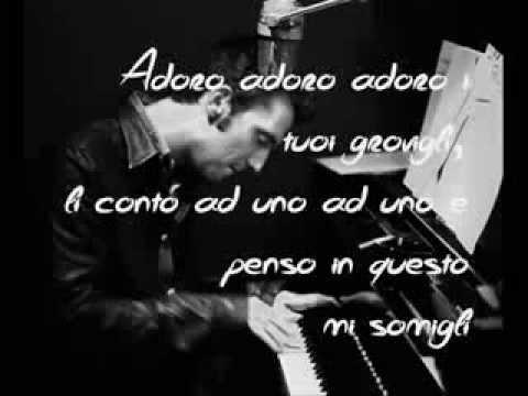 , title : 'Cesare Cremonini- Tante belle cose (Testo)'