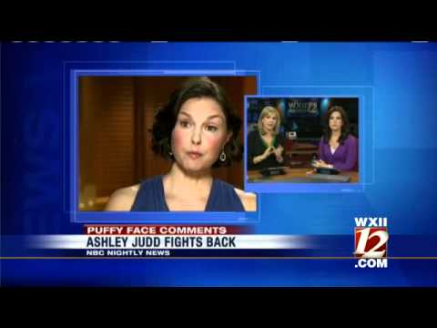 Girl Talk: Ashley Judd Fires Back