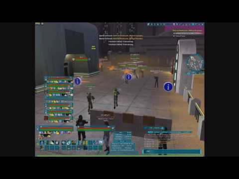 Star Wars Galaxies Gameplay Dearic Invasion (some pvp) part 1 of 2 HD