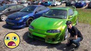 Canada Has the Best Ricers Ever by That Dude in Blue