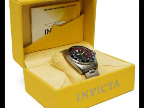 Invicta 6053  -  Deal of the Day at Joma Deals
