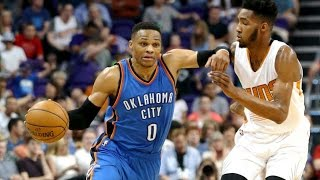 Russell Westbrook 1st Player in 55 Years to AVG a Triple Double!