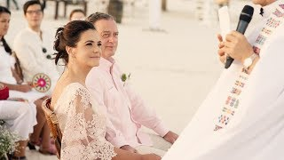 Getting married in Dominican Republic - Punta Cana weddings by Pink Film studio. More information about our work you can see ...