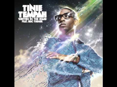 Tienie Tempah written in the stars