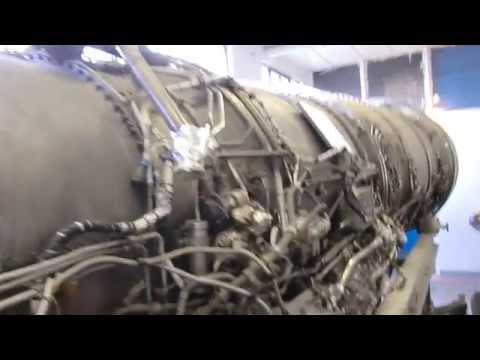 Pratt&Whitney TF-30 was the first...