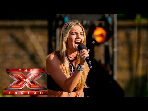 Louisa Johnson Stuns With Sam Smith Cover | Boot Camp | The X Factor UK 2015
