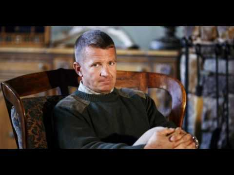 New Questions as 'Notorious Mercenary' Erik Prince Re-emerges in Trump Storyline
