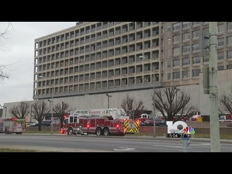 Carilion Roanoke Community Hospital evacuated due to fuel leak