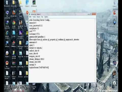 Как создать сервер GTA Samp 0.3c - видео на сайте VideoVortex.ru