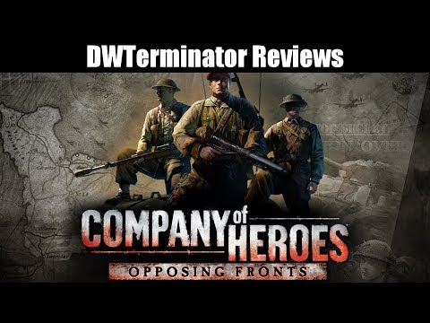 Review - Company of Heroes: Opposing Fronts
