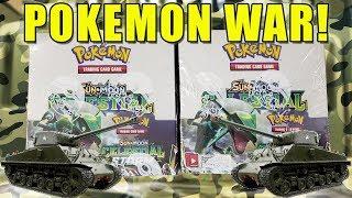 POKEMON CELESTIAL STORM BOOSTER BOX WAR!! Opening 2 Celestial Storm Booster Boxes of Pokemon Cards by The Pokémon Evolutionaries