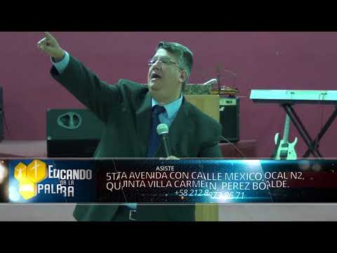 Hasta Un Vaso de Agua Fria | Pastor Andres Noguera