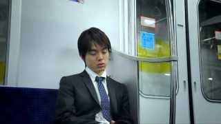 【東京都】Tokyo Dreams 電車で眠り続ける日本人