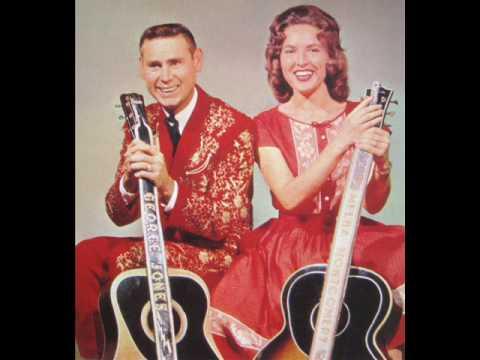 Tekst piosenki George Jones - Blue Moon Of Kentucky po polsku