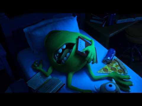 Monsters University – Official Movie Trailer!