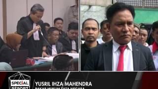 Video Yusril Ihza Mahendra Menilai Tuntutan Ahok Terlalu Ringan - Special Report 21/04 MP3, 3GP, MP4, WEBM, AVI, FLV Juni 2017
