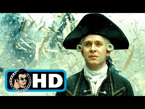 Pirates of the Caribbean: At World's End Movie CLIP - Beckett's Death Scene  FULL HD  2007
