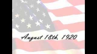 The Nineteenth Amendment  <b>Carmino Ravosa</b>