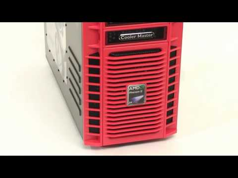 Cooler Master HAF 932 AMD Edition Video Review