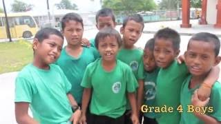 Iakwe & Welcome to the Marshall Islands! This is a video compilation of my 3rd-6th grade students at Long Island Elementary School in Rairok, Majuro. I was a ...
